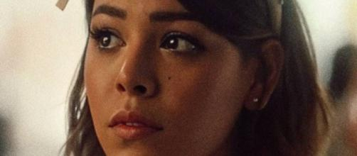 Danna Paola podría despedirse de la serie Élite (Tomada de su cuenta de Instagram)