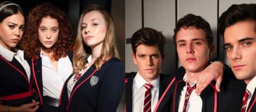 """""""Elite"""": conheça o elenco da série da Netflix. (Reprodução/Netflix)"""