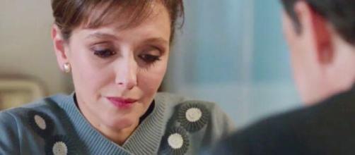 Il Paradiso delle Signore trama 24 marzo: Silvia rinfaccia a Luciano le sue bugie