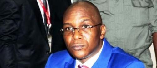 Le ministre de la Santé Publique Dr Malachie manouda (c) Google