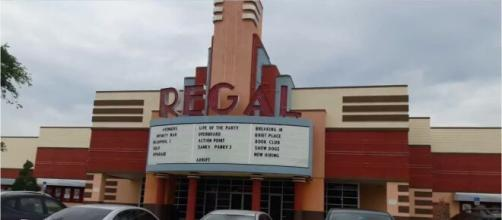 Regal Cinemas are closing their doors as the Coronavirus takes its toll on the country. [Image Credit] Wochit Business/YouTube