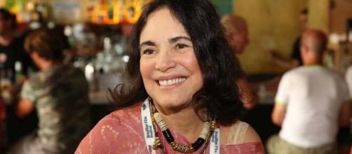 Regina Duarte é aquariana. (Arquivo Blasting News)