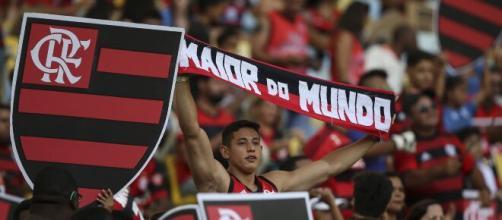 Salários de jogadores do Flamengo. (Arquivo Blasting News)