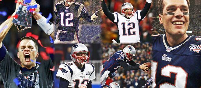 El legendario Tom Brady, se despide de los Pats tras dos épicas décadas