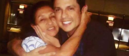 Comediante Ceará lamenta morte da mãe: 'O amor vai nos curar'. (Reprodução/Instagram/@oceara)
