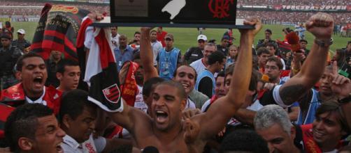 Flamengo montou 'por acaso' time que conquistou o hexa. (Arquivo Blasting News)