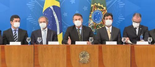 Governo Federal solicita ao Congresso reconhecimento de estado de Calamidade Pública. Foto: Arquivo Blasting News.