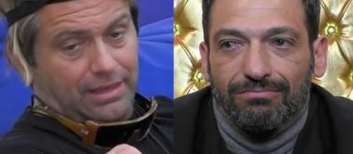 Grande Fratello Vip, Patrick contro Pago: 'Uno zerbino totale', Antonella lo difende.
