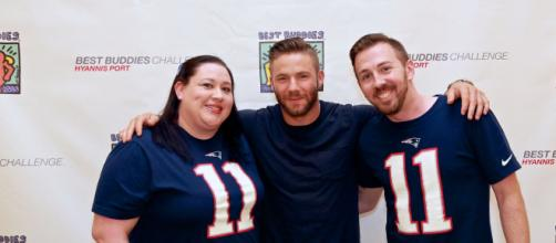 Julian Edelman signed for less than a million dollars in 2013. [Image Source: Flickr | Best Buddies International]