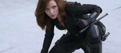 "Marvel Studios is pushing back ""Black Widow,"" over coronavirus. [Image Credit] Marvel Studios/YouTube"