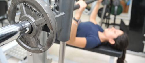 Musculação exige uma dieta equilibrada. (Arquivo Blasting News)