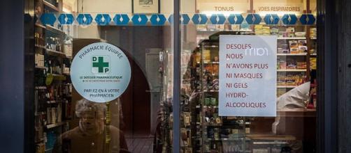 Nancy : Elle attaque un pharmacien qui n'a plus de gel hydroalcoolique. Credit : Wikimedia Commons/Claude TRUONG-NGOC