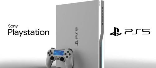 PlayStation 5 specs have been revealed. [Image Source: Concept Creator/YouTube]