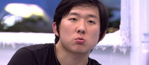 Pyong comentou de forma branda sobre as suas polêmicas. (Reprodução/TV Globo)