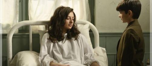 Una Vita anticipazioni spagnole, il medico a Lucia: 'Hai pochi giorni davanti a te'