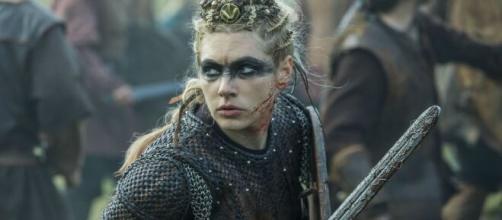 'Vikings' está disponível na Netflix. (Reprodução/Netflix)