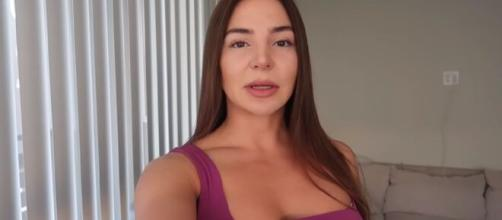 '90 Day Fiancé': Twitter erupted in support of Jorge as Anfisa reveals her new boyfriend. [Image Source: Anfisa/ YouTube Screenshot]