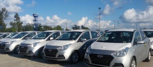 Aplausos a Hyundai por ceder una flota de vehículos a varios hospitales.