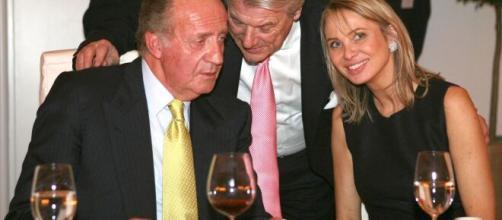 Corinna explica cómo fue su último encuentro con Juan Carlos hace un año
