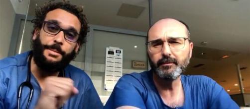 """Coronavirus/ El médico Jesús Candel se enfrenta a Mediaset tras su entrevista en """"Sálvame"""""""