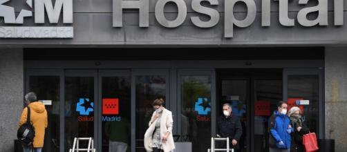 Coronavirus: este lunes: un muerto en Madrid cada 16 minutos