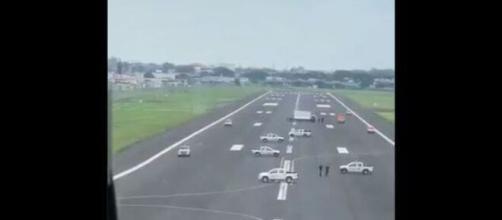 Coronavirus/ Impiden un aterrizaje de un avión español en Ecuador