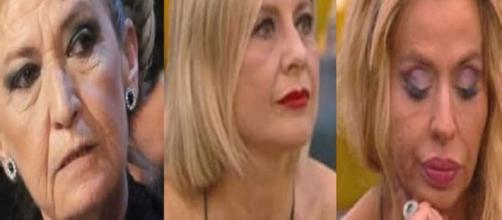 Grande Fratello Vip 4: Barbara Alberti critica la Elia e Valeria Marini.