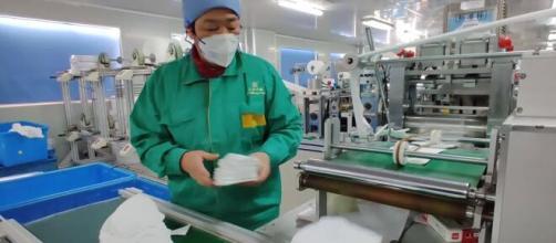 La confiscación de la fábrica de mascarillas de Jaén provoca un problema en Sanidad