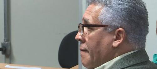 Marcos Aparecido dos Santos, o Bola, é acusado de matar Eliza Samudio. (Reprodução/TV Globo)