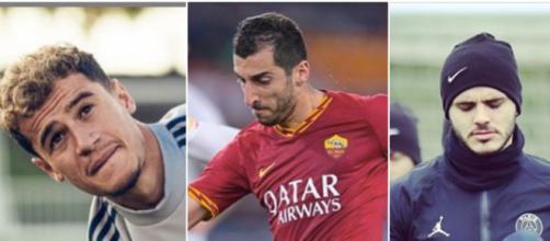 Mercato : 5 rumeurs de transfert à ne pas manquer. Credit : Instagram/phil.coutinho/mauroicardi