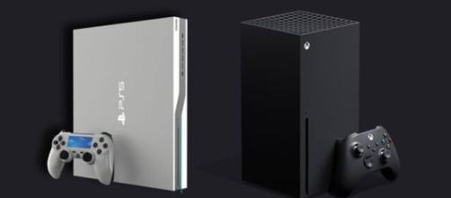 PlayStation 5 and Xbox Series X may be delayed. [Image Credit: Concept Creator / YouTube]