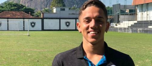 Ramonzinho tinha 21 anos de idade. ( Divulgação/Botafogo).