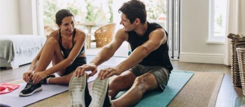Rutina de ejercicios en casa ya que los gimnacios estan cerrados