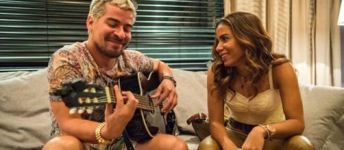 Anitta ganha cachê maior que sálario das protagonistas em 'Amor de Mãe' (Arquivo Blasting News)
