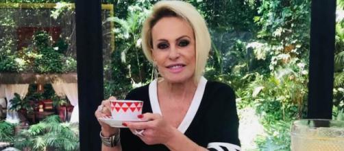 """Após semanas afastada, Ana Maria está de volta ao comando do """"Mais Você"""". (Reprodução/ TV Globo)"""
