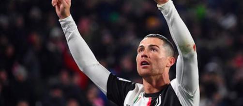 Cristiano Ronaldo : Il pourrait rejoindre le PSG. Credit: Instagram/cristiano