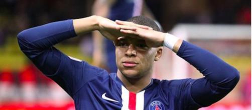 Ligue 1: Mbappé reprend la tête du classement des buteurs. Credit : Instagram/k/mbappe
