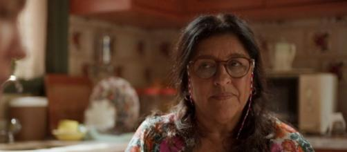 Lurdes pressionará Thelma no capítulo desta segunda (2) em 'Amor de Mãe'. (Reprodução/TV Globo)