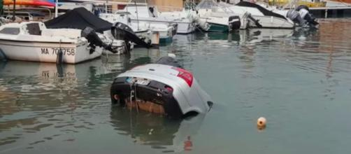 Marseille : Il tombe dans le Vieux-Port en suivant son GPS. Credit: Youtube 20 minutes