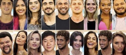 Os participantes do BBB estão dando o que falar no reality, assim como os seus posicionamentos. (Foto: Globo).