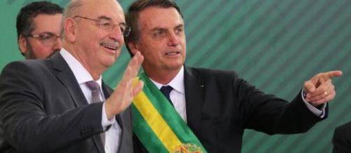 Osmar Terra nega caso extraconjugal com Michelle Bolsonaro (arquivo Blasting News)