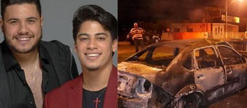 Sertanejo Henrique, da dupla com Netto, morreu após 20 dias de internação. (Arquivo Blasting News)