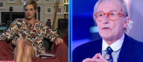 Vittorio Feltri contro Asia Argento e Barbara D'Urso