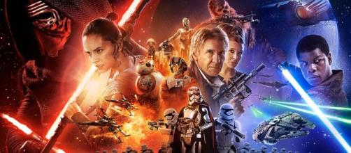 """Artistas de """"Star Wars: O Despertar da Força"""" na atualidade. (Reprodução/Walt Disney Studios)"""