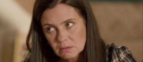 Atitudes questionáveis de Thelma marcam 'Amor de Mãe'. (Reprodução/TV Globo)