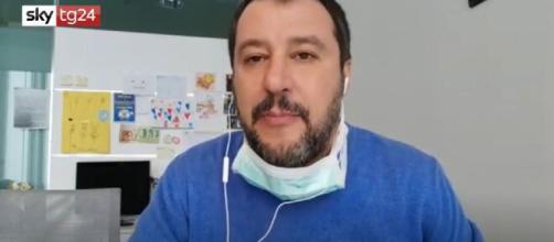 Coronavirus: Salvini chiede al governo che i parlamentari possano tornare in aula a lavorare per il Paese