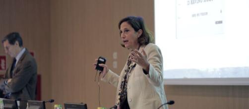 La virologa Ilaria Capua parla della preoccupante diffusione del coronavirus.