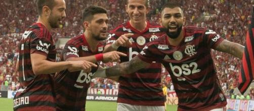 O Flamengo foi o último campeão brasileiro. (Arquivo Blasting News)