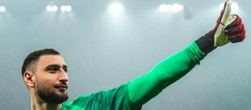 PSG : Gianluigi Donnarumma pourrait rejoindre le club. Credit : Instagramgigiodonna99