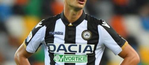Rolando Mandragora, centrocampista dell'Udinese.